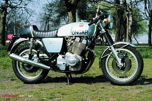 Laverda 1000 racing motorcycle