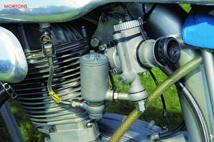 250cc NSU Sportymax racer