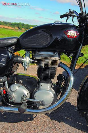 Matchless G3 Mercury