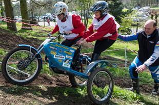 Classic Dirt Bike trials