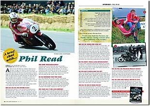 Phil Read interview
