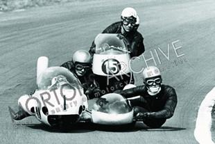 Pip Harris racing