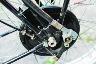 SOS DW front brake