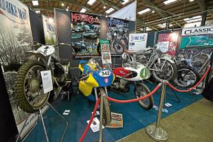 Stafford motorcycle show