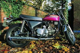 Harley-Dabidson SS350