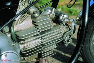 Harley-Davidson SS350
