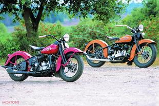 Harley-Davidson classic motorcycles