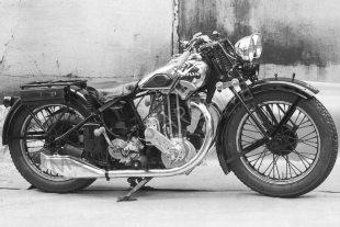 Superb 1931 Tornax-JAP classic motorcycle