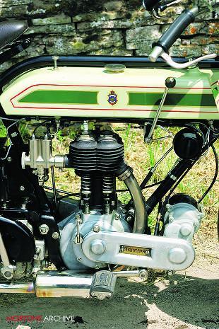 1923 Triumph SD