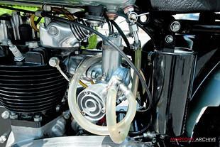 Triumph Tiger T110
