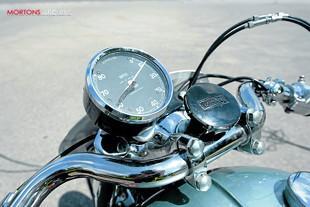 Triumph Tiget T110