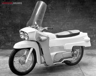Velocette Vogue wa sbuilt between 1963 and 1968