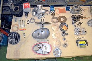 Villiers engine parts