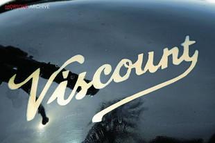 Norton/Vincent Viscount V-twin special