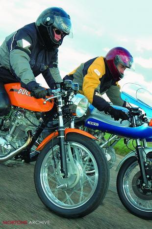 Ducati Desmo motorcycle dynasty