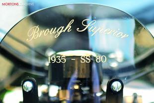 Brough Superior SS80 Special