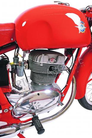 MV Agusta Modell CS Sport classic Italian motorcycle