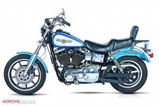 Harley-Davidson FXDS