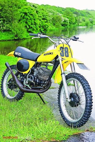 Suzuki RM125S