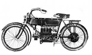 Henderson American motorcycle