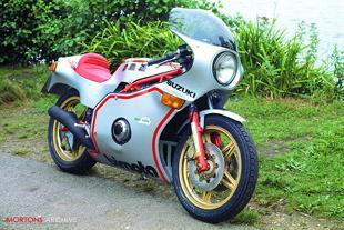 Bimota SB2 performance Italian motorcycle