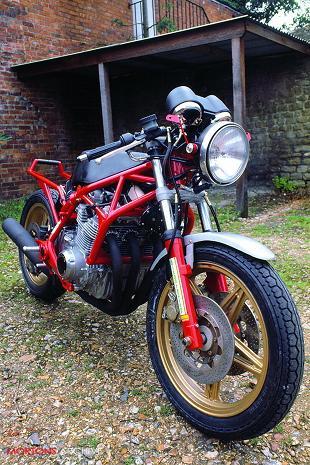 Bimota SB2 Italian motorcycle