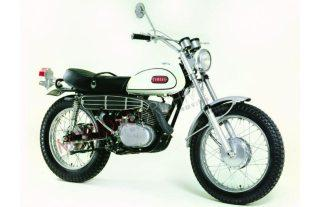 Yamaha DT1 classic Japanese motorcycle unveiled in 1968