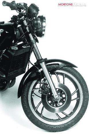 Yamaha RD350LC