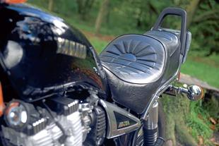 Yamaha XJ1100 seat