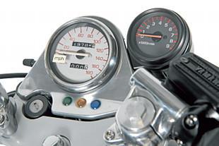Yamaha speedo