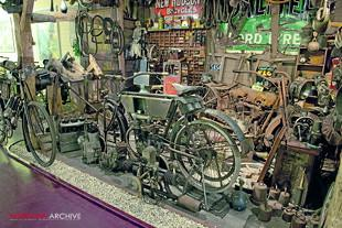 Yesterdays Antique Motorcycles