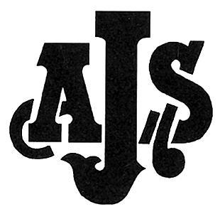 AJS motorcycle logo