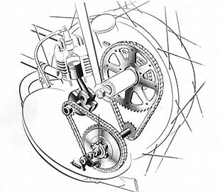 BSA Cyclemotor