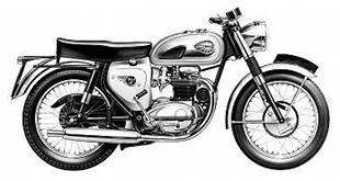 BSA's A65 motorcycle was a versatile unit construction twin