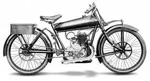 1920 350cc Beardmore Precision classic British motorcycle