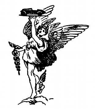 Baughan motorcycle logo