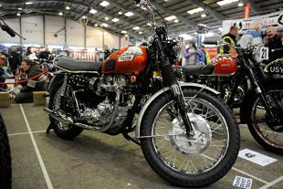 Triumph T120R best in show