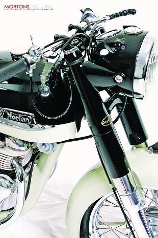 Norton Navigator classic british motorcycle