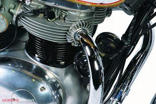 BSA Lightning engine