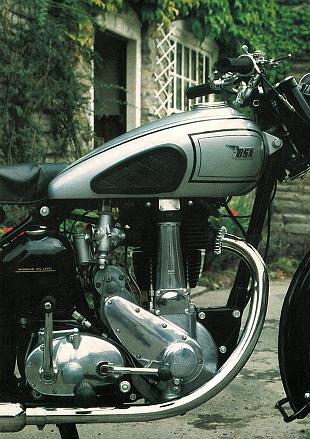 BSA B31 350cc