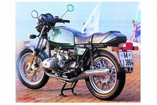 BMW Classic German motorcycle