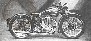 1939 model Q25/1 Flying 250