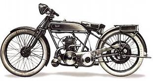 1927 Villiers-engined 250cc DSH