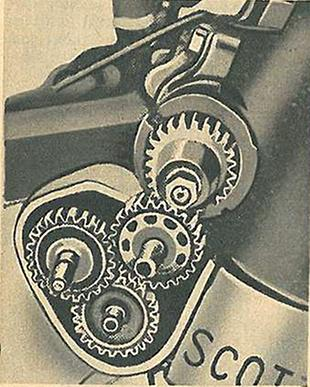 Alfred Scott profile, motorcycle designer