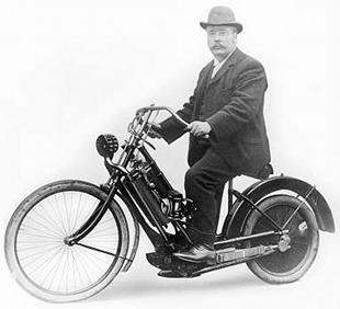 Hildebrand and Wolfmuller made the world's first production motorcycle