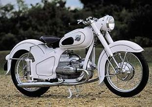 Hoffman Governeur 250cc classic German-made motorcycle