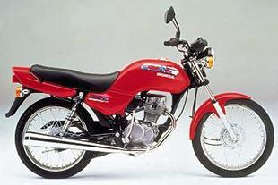 Honda CG 125 commuter motorcycle