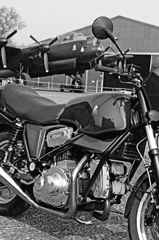 Hesketh superbike