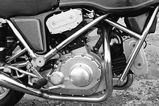 Hesketh engine