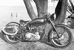 220cc single cyclinder Indian was introduced after the takeover by the Ralph B Rogers-led consortium had taken over the company